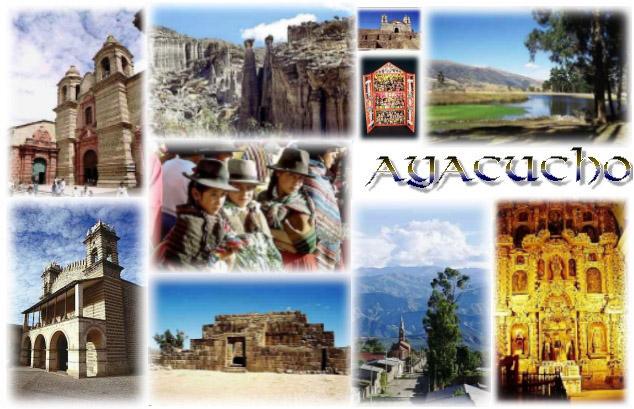 Circuito Turistico Ayacucho : Turísmo perú paquetes y circuitos turísticos tours machu
